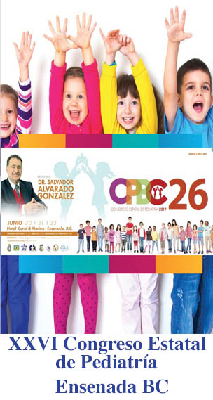 XXVI Congreso Estatal de Pediatria BC